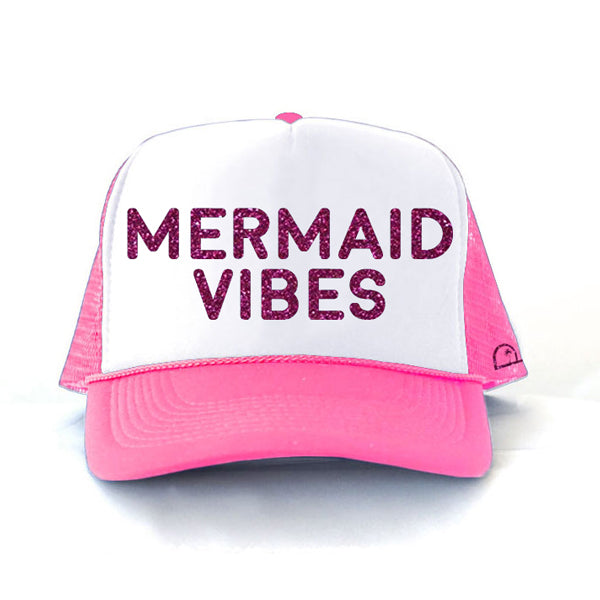 MERMAID VIBES - Hot Pink - Youth