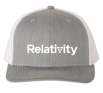 RELATIVITY TRUCKER HAT