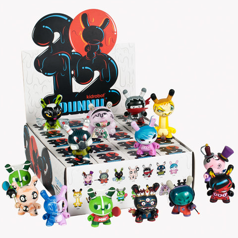 ToyKick 2012 Dunny Case Contest