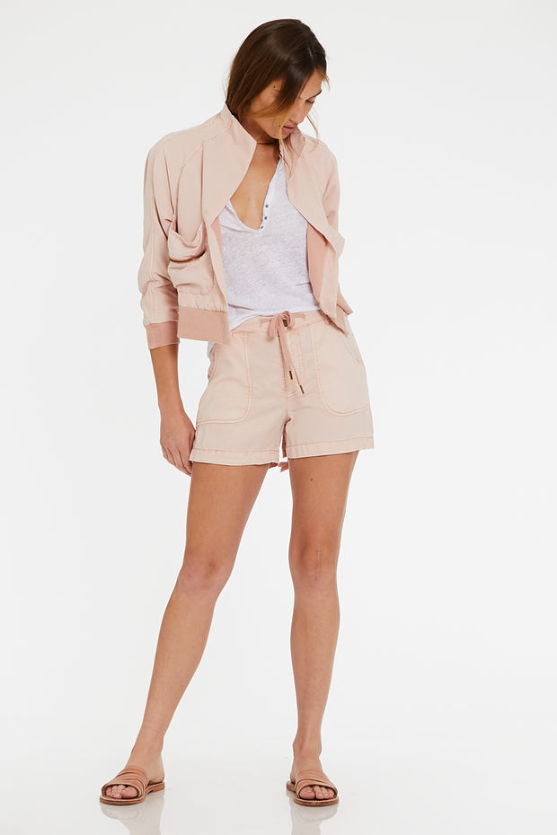 Fara Jacket In Nude Pigment