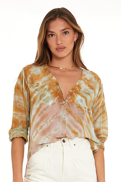 Frankie Top In Water Austin Wash