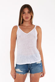 Tamar Tank in White