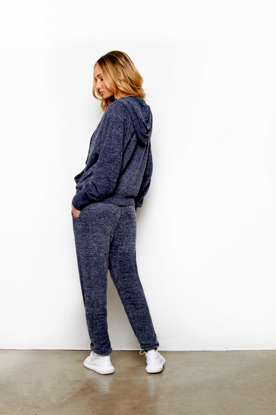 Cozy Pant In Midnight