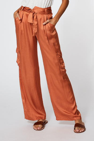 Winslow Pant In Butternut