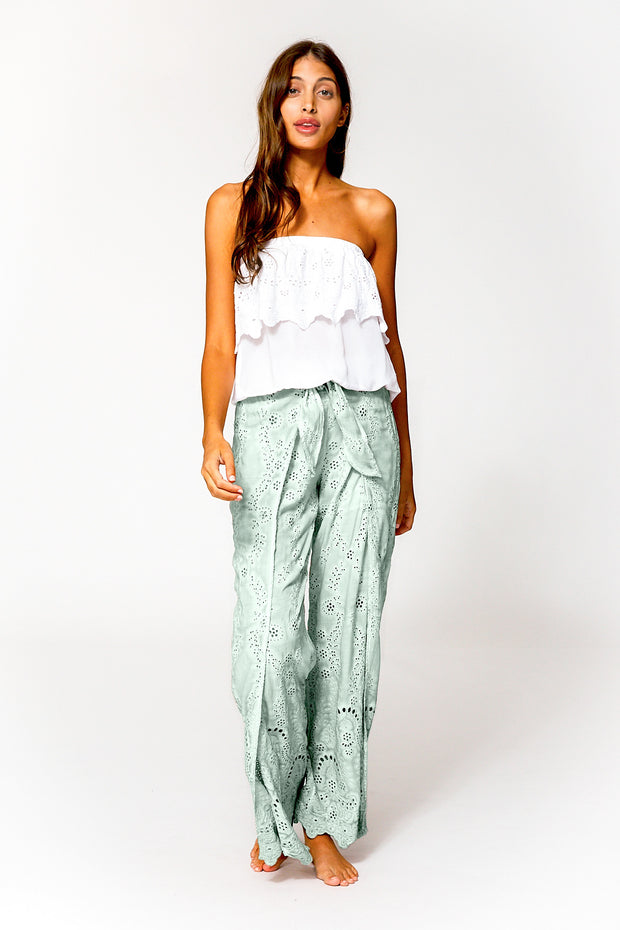 Geneva Pant In Water Potassium Wash