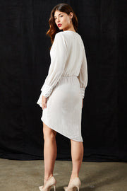 Kahri Dress In Sea Salt - Final Sale