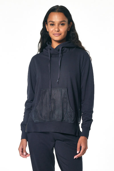 Stephani Hoodie In Midnight