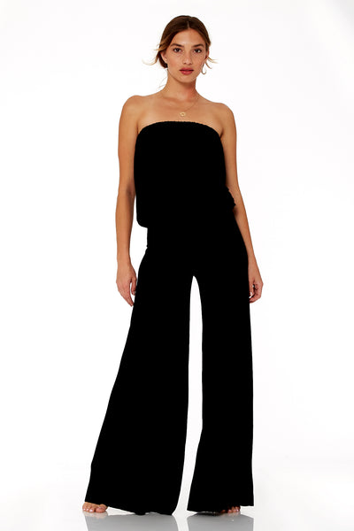 Sydney Jumpsuit in Black