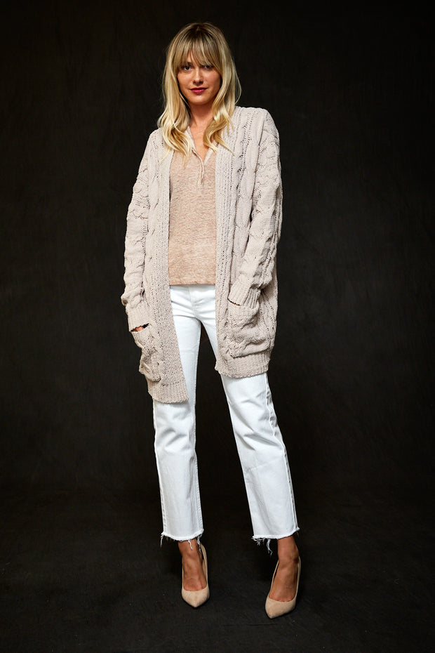 Grecia Sweater In  Desert