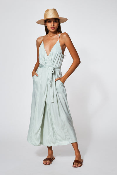 Celine Jumpsuit in Water
