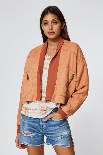 Fara Jacket In Butternut