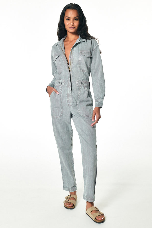 Hyde Mechanic Jumpsuit // Storm Mineral
