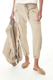 Clyde Cargo Pant // Taupe Pigment