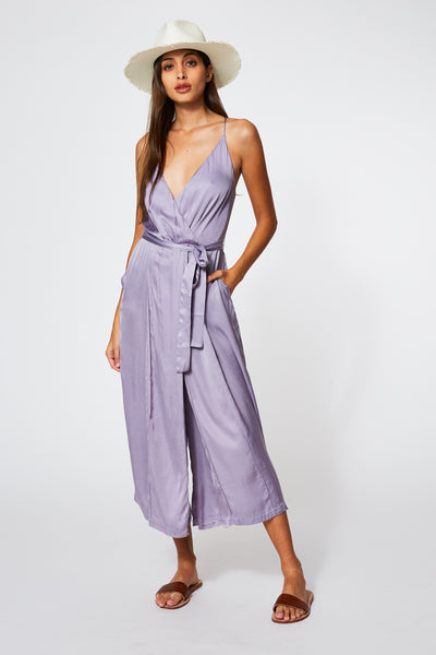 Celine Jumpsuit in Slate