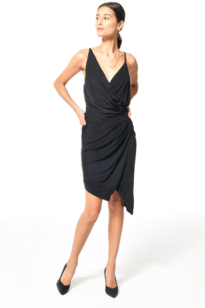 Nova Dress in Black