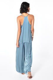 Aiko Pant In River Blue