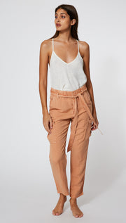 Natalie Pant In Butternut