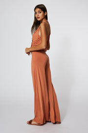 Biya Jumpsuit in Butternut