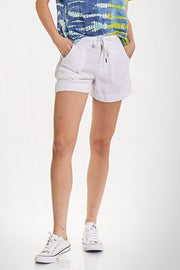 Milo Short in White