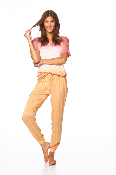 Ollie Pant In Golden - FINAL SALE