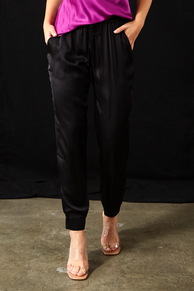 Ollie Pant In Black