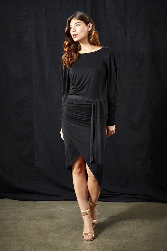Keylen Dress In Black