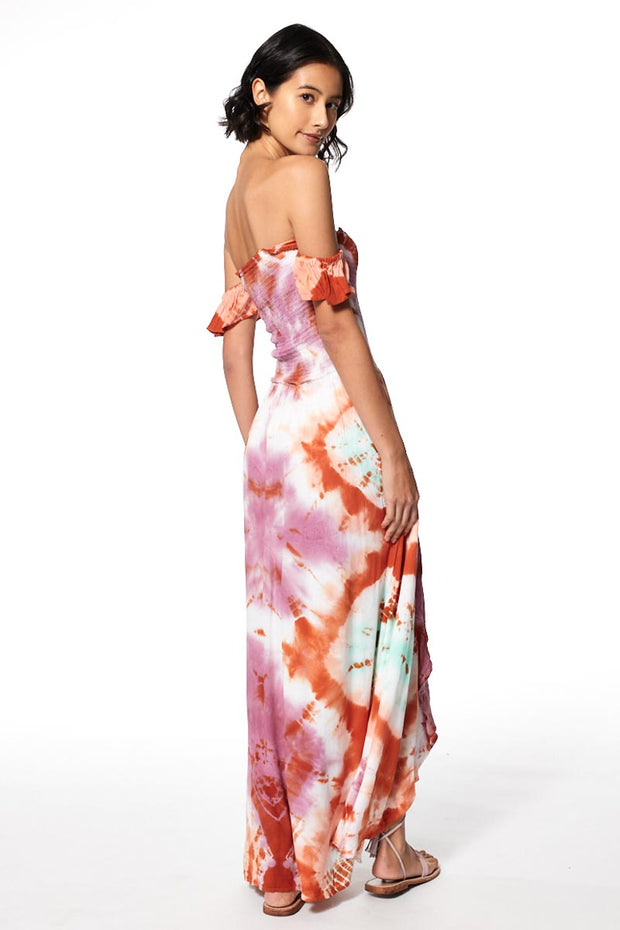 Frida Maxi Dress // Jade Morocco
