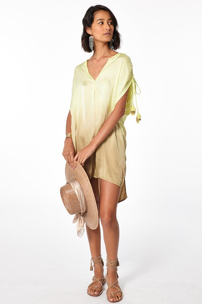 Hunny Tunic // Soft Neon Ombre