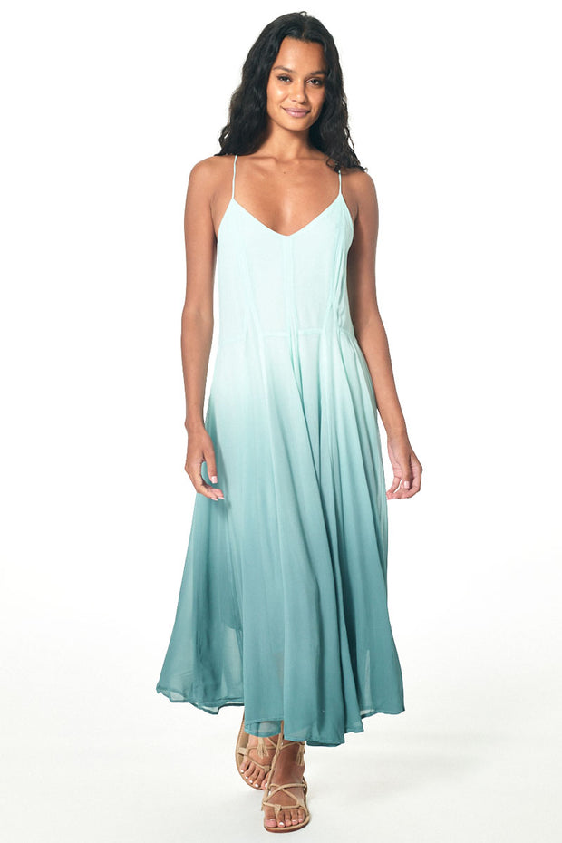 Fiona Dress // Ocean Bay Ombre