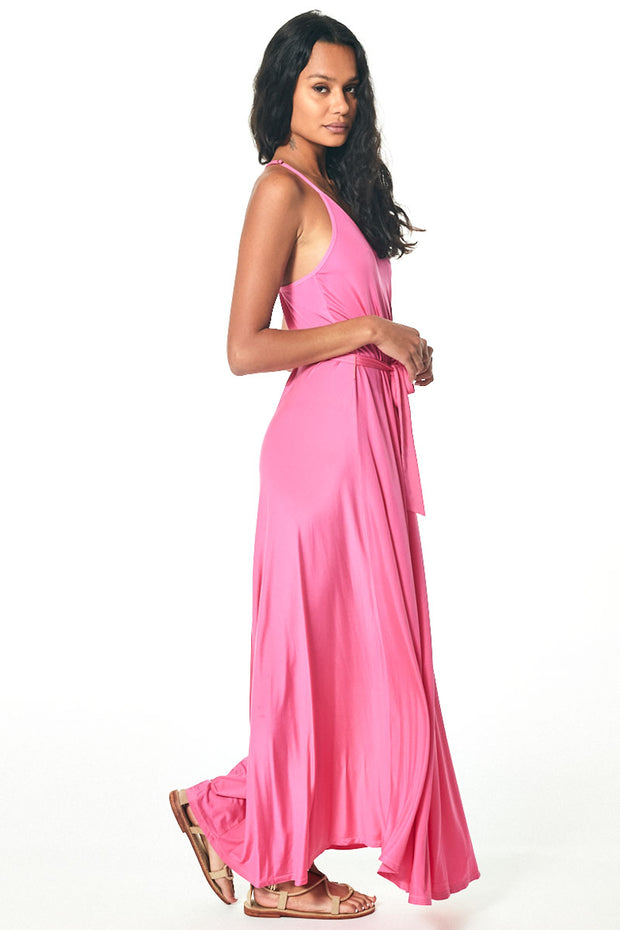 Mekenna Dress // Passion Pink