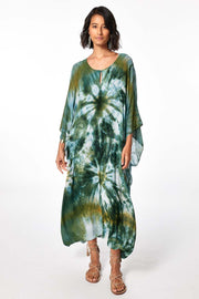 Cyrilla Dress // Winter Leaf Venus