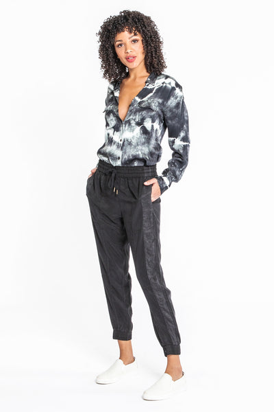 Laurel Pant In Black - Final Sale