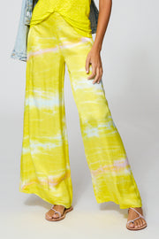 Aiko Pant In Zest Ripple Wash