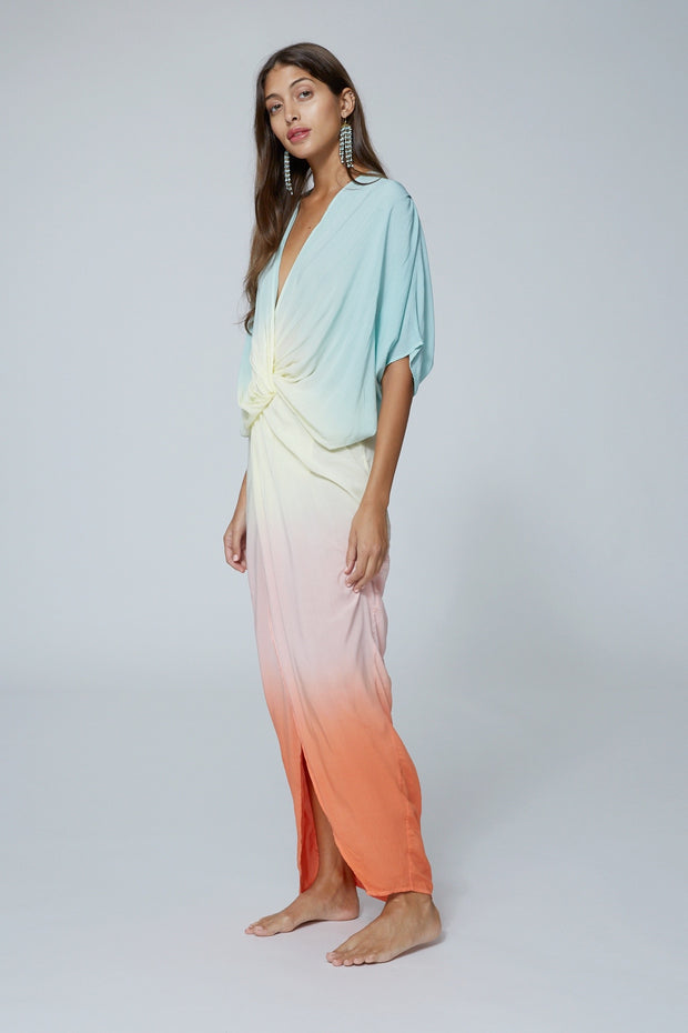 Siren Maxi In Tropic Ombre