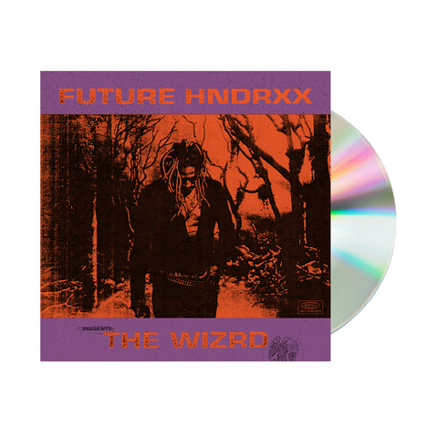 Future Hndrxx Presents: The WIZRD (CD) + Digital Album