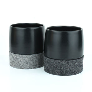 Curve Tea Black Cup (1) + Rolocoaster (1)
