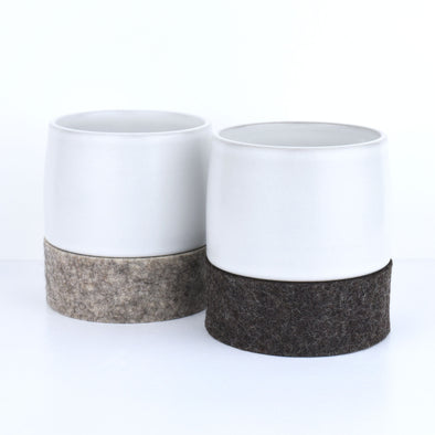 Curve Tea White Cup (1) + Rolocoaster (1)