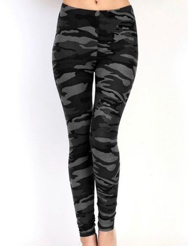 Dark Gray Camo Small/Med Leggings
