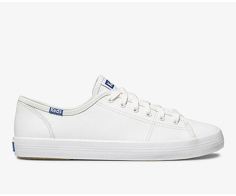 Kickstart Leather | White