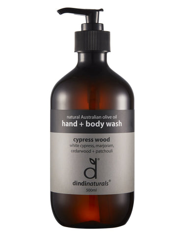Hand & Body Wash Cypress Wood | 500ml