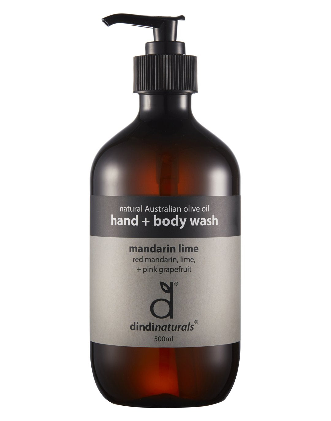 Hand & Body Wash 500ml | Mandarin Lime