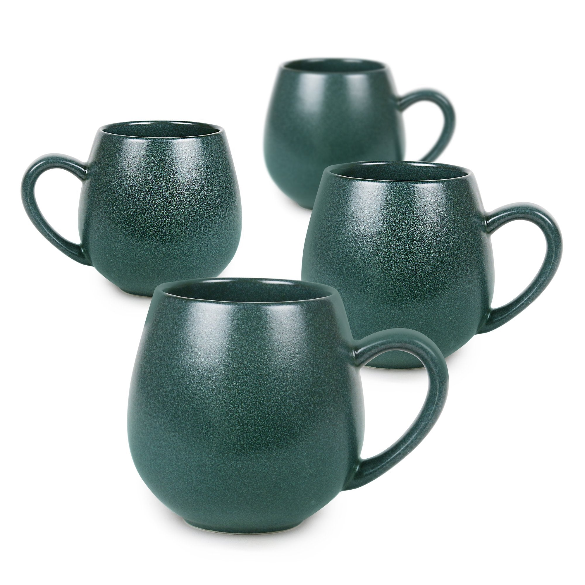 Mug 4PK - Forest Green Hug Me
