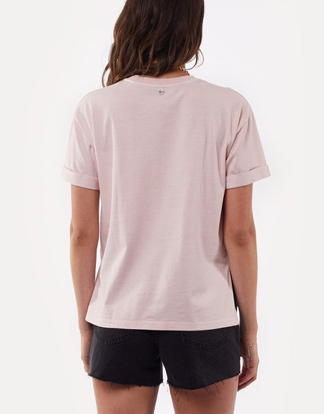 Washed Tee | Musk