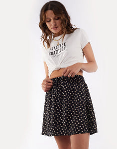 Summer Ditsy Skirt