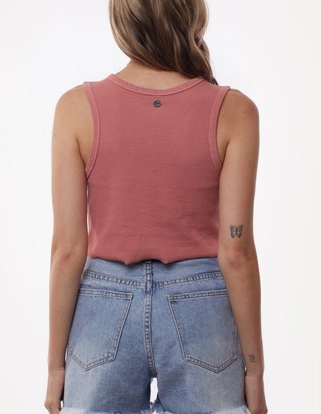 Leah Button Up Tank