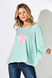 Sail Away Top | One Size