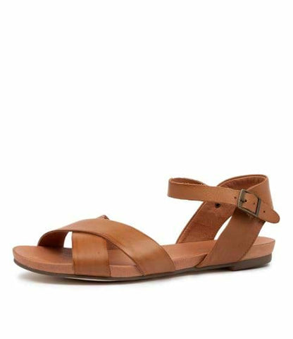 Jaylin | Tan Leather