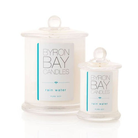 Rainwater Pure Soy Candle | 50hr Burn