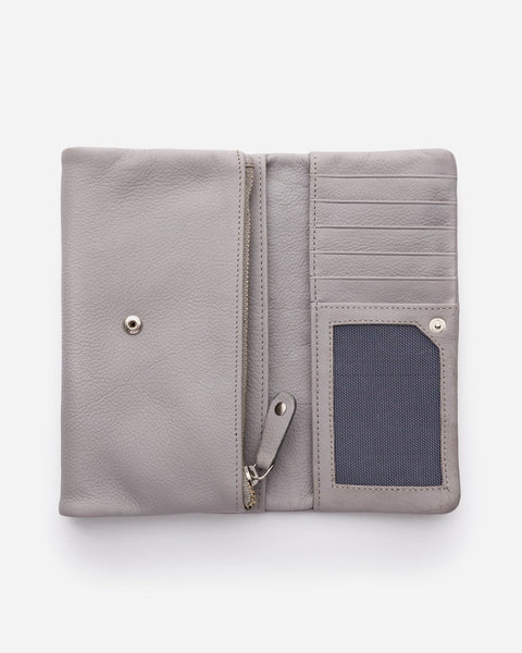 Paiget Wallet | Misty Grey