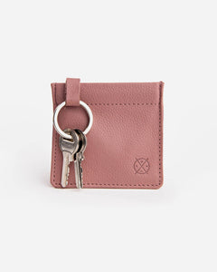 Key Pouch | Dusty Rose